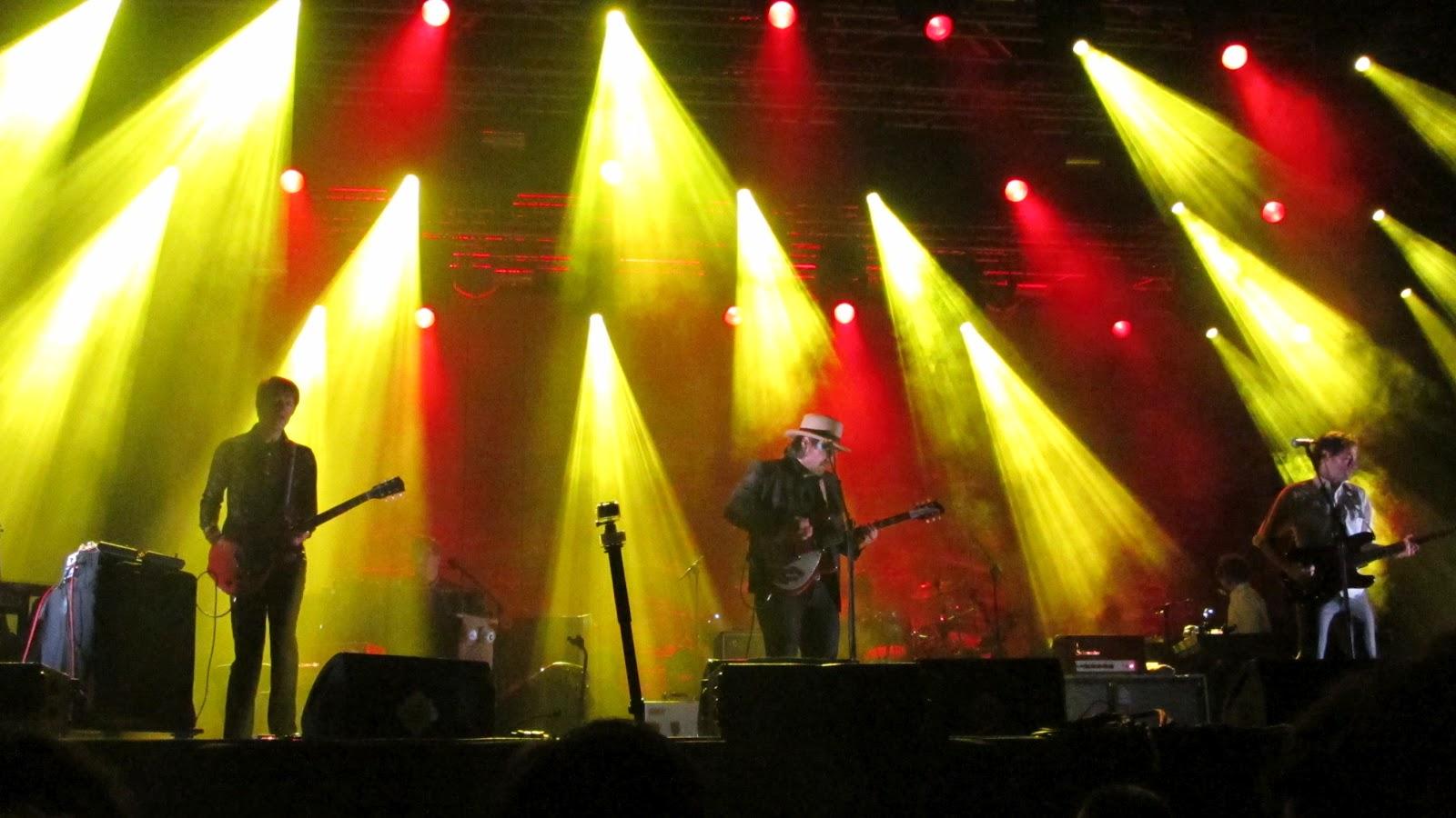 collezionista massivo wilco primavera sound 2012