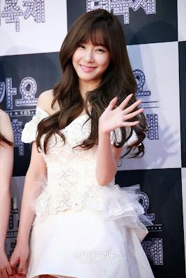 Tiffany KBS Gayo 2014