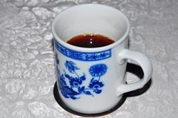 Schwarzer Tee...