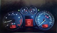 tablero interior Audi S3