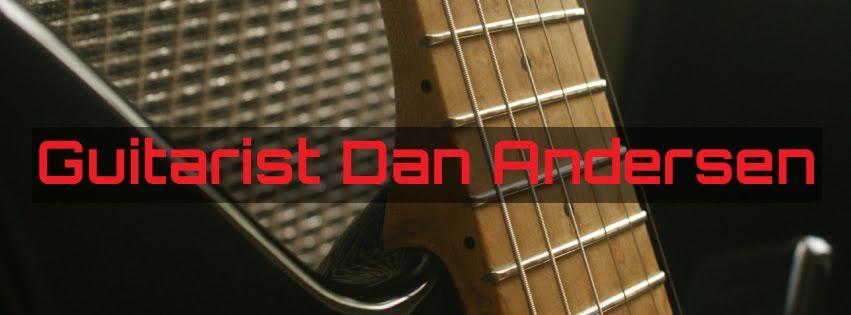 Dan Andersen Guitarist