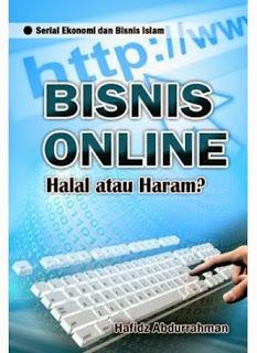 Bisnis Online, Halal Atau Haram | TOKO BUKU ONLINE SURABAYA