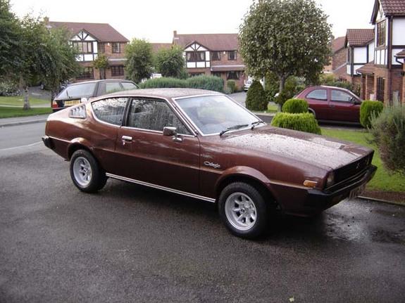 1979 Mitsubishi Celeste