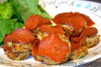 http://foodiefelisha.blogspot.com/2013/03/quinoa-pizza-bites.html