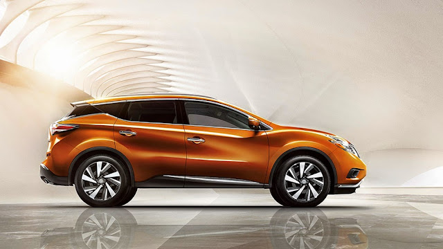 The 2015 Nissan Murano - from nissanusa.com