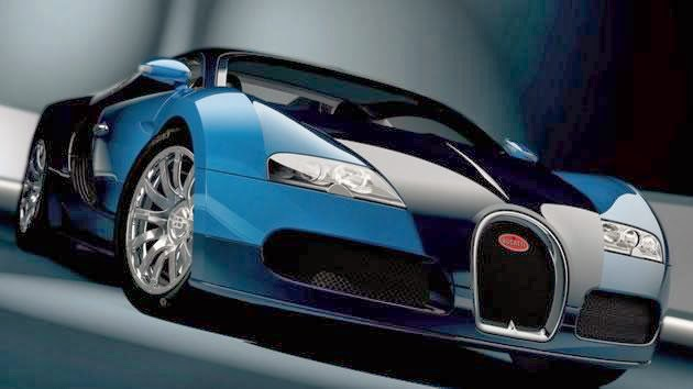 Bugatti Veyron Grand Sport Vitesse World record