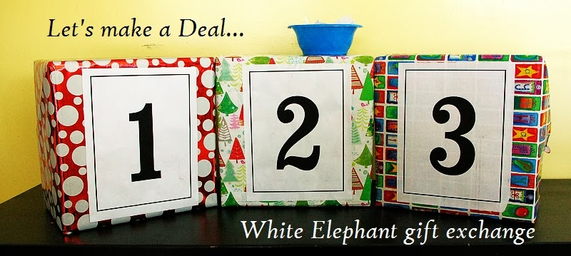 Christmas gift ideas for white elephant game numbers