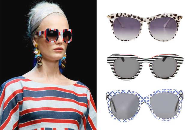 sunglasses, sunnies, sunshades, elizabeth and james, illesteva leonard, stella mccartney