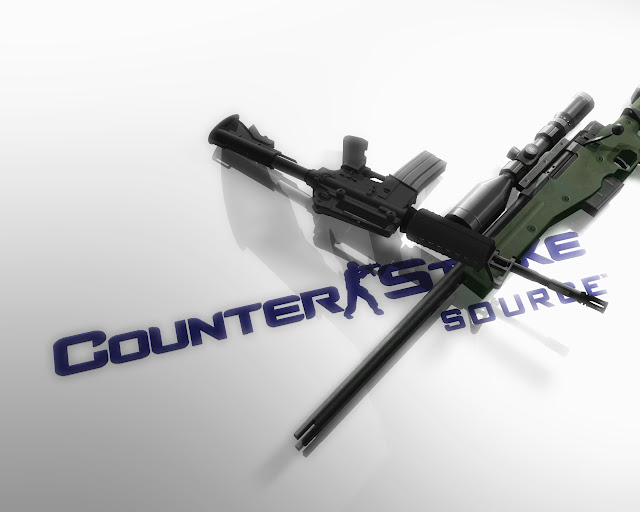 counter strike source first person shooter