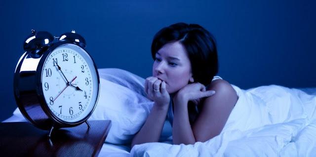 4 Tips membantu mengatasi kesulitan tidur