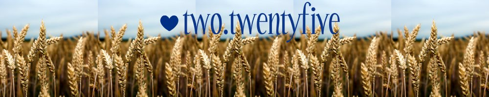 ♥two.twentyfive