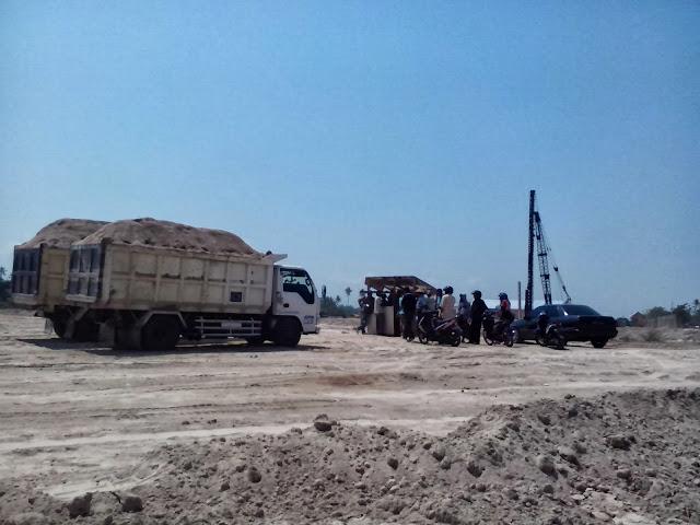 Pembangunan BP2IP dan Dermaga Tiram Serap 500 Tenaga Kerja Perhari