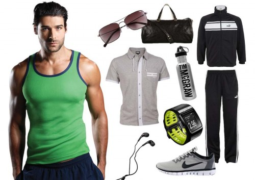 Summer 2012 sportswear for men