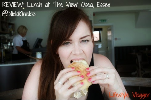 Review, Vlog, YouTube, Nicki Kinickie, lbloggers, Essex