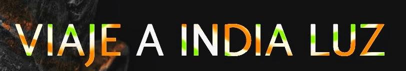 VIAJE A INDIA LUZ