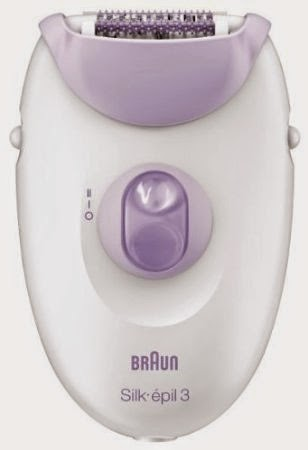 Amazon : Buy Braun Silk Epil 3/3170 Epilator at Rs.1699 only