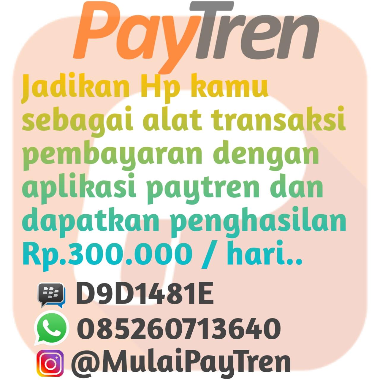 Gabung di Paytren
