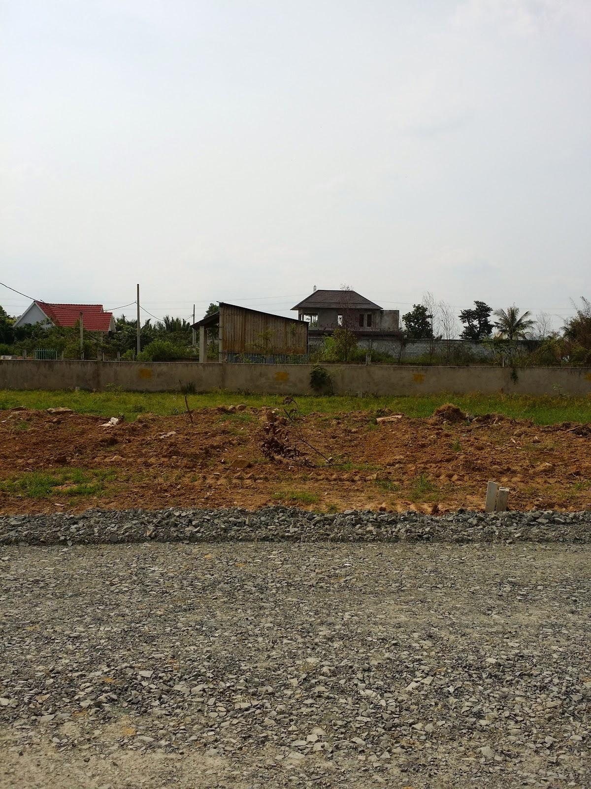 Đất nền ngay vòng xoay Phú Hữu đường vào biệt thự (ảnh 8)