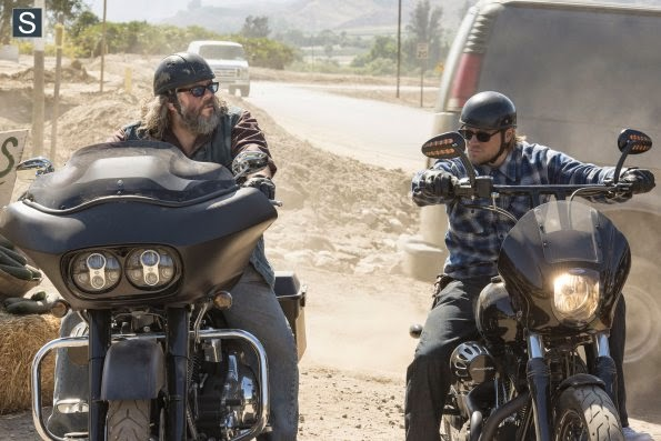"Sons Of Anarchy - Toil And Till - Review: ""Old Sins"""