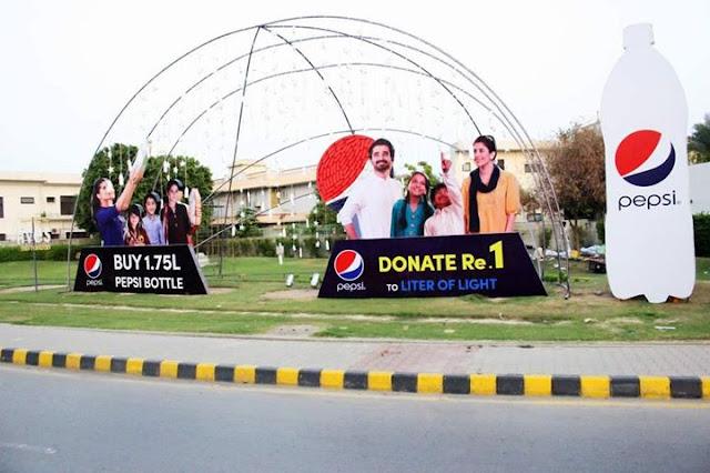 Pepsi Lighting Up Lives This Ramazan Creative Execution by Coremedia