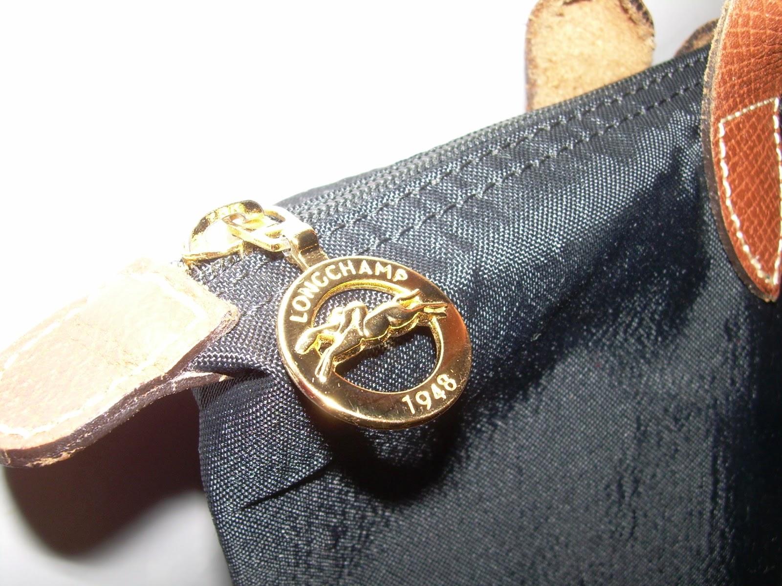 Longchamp Le Pliage Kosmetiikka Laukku : Toisen k?den laukku musta le pliage longchamp myyty