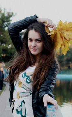 Olesya Stefanko - Miss Ukraine Universe 2011