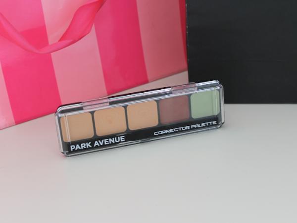 Park Avenue Corrector Palette.