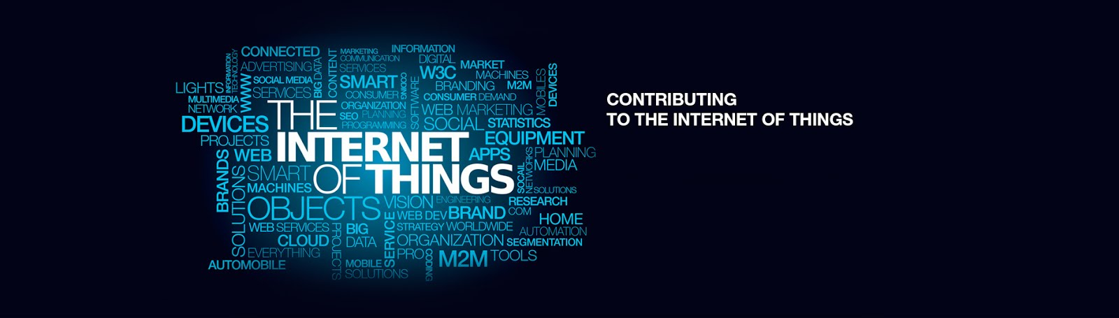 The Internet of Things...