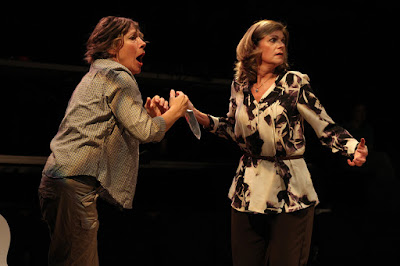 Stacy Melich, Kathleen Wattis Kettrey | Photo by BreeAnne Clowdus | Actor's Express