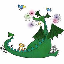 Check out Puff's magical menagerie....