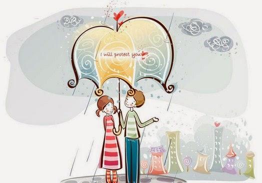 romantis untuk pacar tercinta