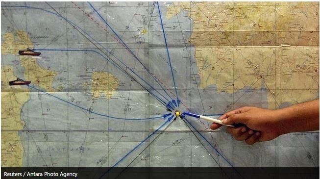 Bloguero chino predijo la desaparición del vuelo QZ8501