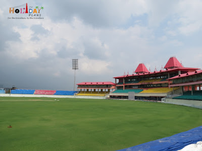 Cricket stadium at a glance