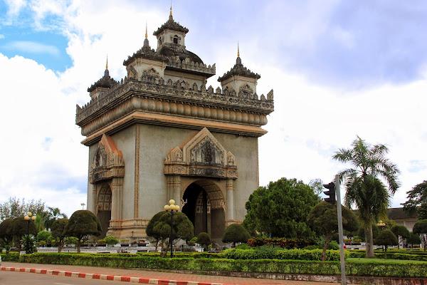 Patuxai (Vientián, Laos)