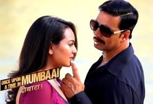 Sonakshi & Akshay in OUATIMD - BMB