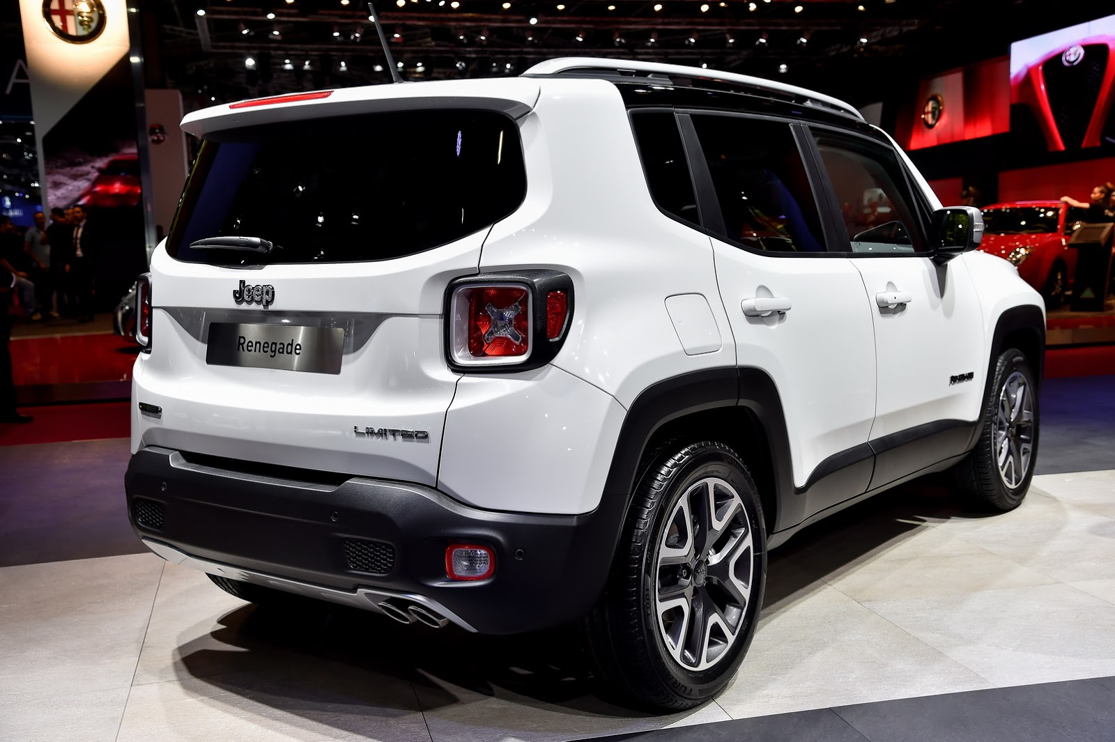 Jeep Renegade new 3 new jeep renegade starts from �16,995 in the uk Yellow Jeep Renegade Accessories at aneh.co