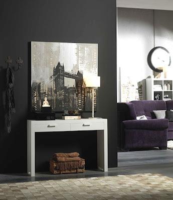 Muebles para el pasillo - Muebles de pasillo ...