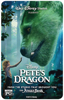 Pete's Dragon (2016) Hindi Dual Audio BluRay | 720p | 480p