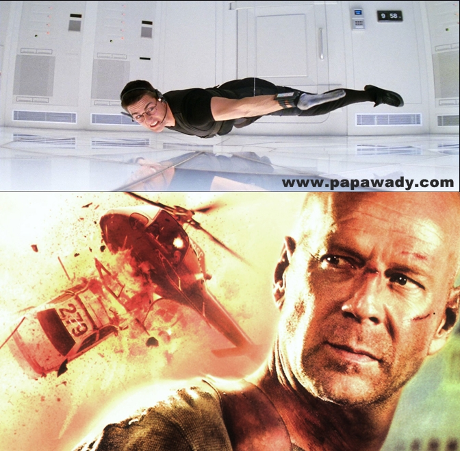 Mission Impossible Die Hard Story in Myanmar : This is so hilarious