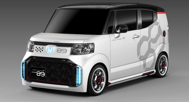 honda outlines 2015 tokyo auto salon lineup. Black Bedroom Furniture Sets. Home Design Ideas