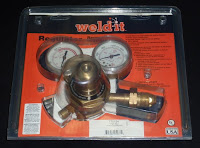Weld-It 770134 LP/Acetylene regulator.