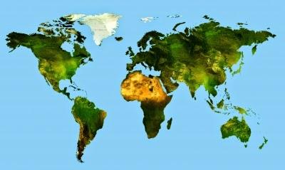 Visiones geopolíticas globales