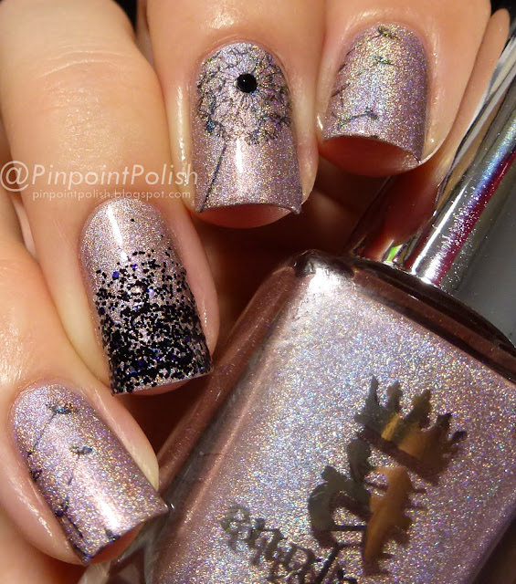 a-england, Her Rose Adagio, MoYou 06 Pro, Stamping, Color Club Beyond