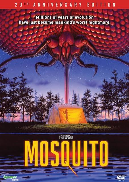 Mosquito Blu-ray