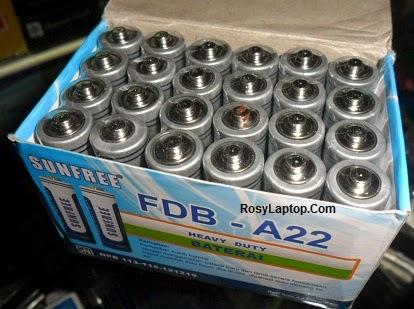 Baterai A2 AA Murah
