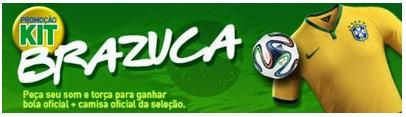 Participar nova promoção Joven Pan concorrer kit Brazuca