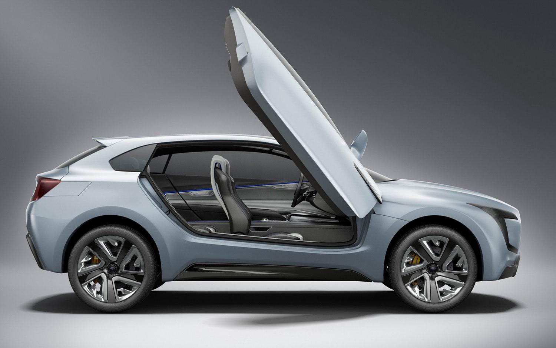 cars model 2013 2014 subaru shows diesel hybrid viziv crossover concept at geneva show. Black Bedroom Furniture Sets. Home Design Ideas