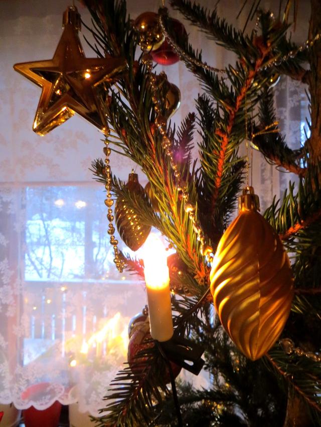 Christmas Tree Joulukuusi