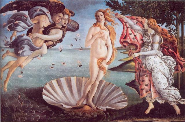 Рождение Венеры Nascita di Venere