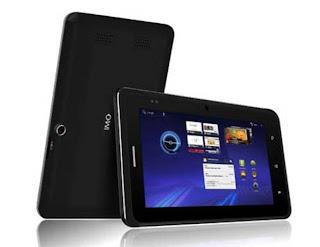 Harga dan Gambar IMO Tab Y5 iPlay Android Tablet